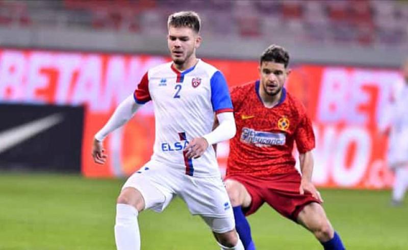 FCSB și FC Botoșani au bătut palma pentru Denis Haruț