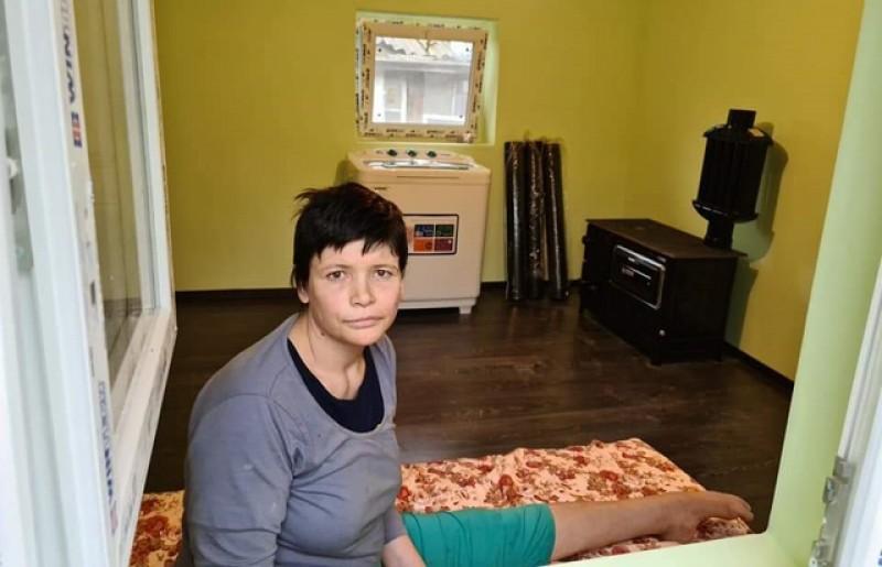 Femeia din Vorniceni, nenorocită pe viața de cruzimea soțului ei, are acum o nouă speranță