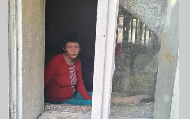 Femeie din Vorniceni nenorocită pe viața de cruzimea soțului ei