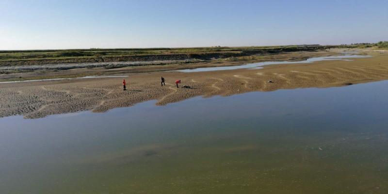 Femeie înecată în râul Siret! FOTO