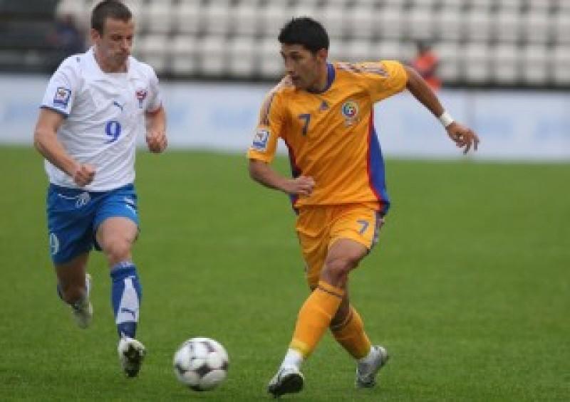 Feroe - România 0-1! La limita ruşinii...
