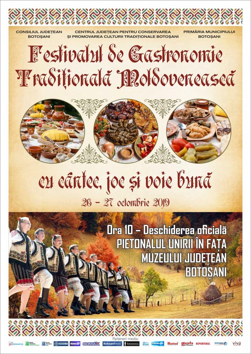 Festival de gastronomie tradițională, pe Unirii, în acest weekend: nu lipsesc fanfarele și ansamblurile folclorice