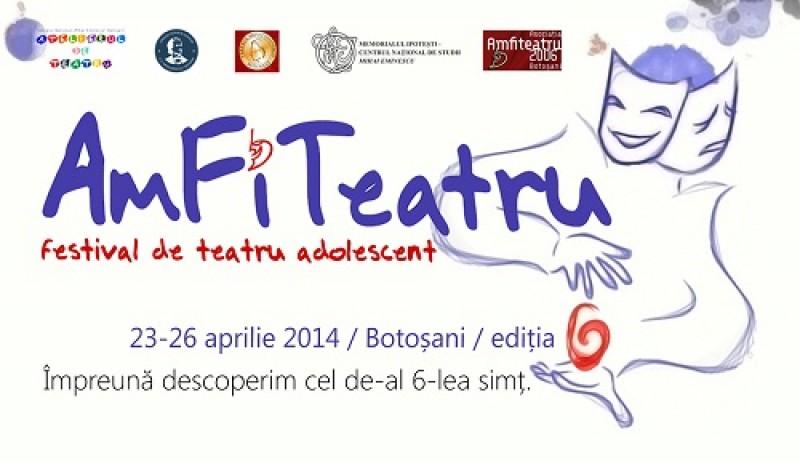 Festivalul AmFiTeatru ridică azi cortina! VEZI programul!