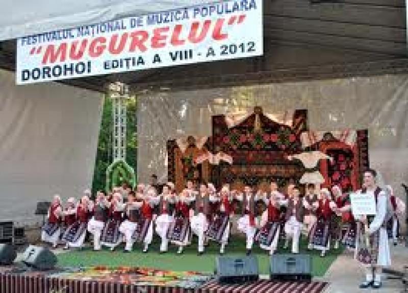 """Festivalul Internaţional de muzică populară """"Mugurelul"""" Dorohoi, editia a IX-a"""