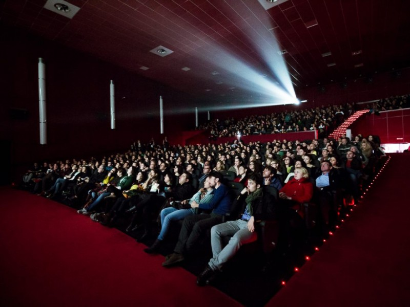 """Festivalul """"Les filmes de Cannes"""" ajunge și la Botoșani"""