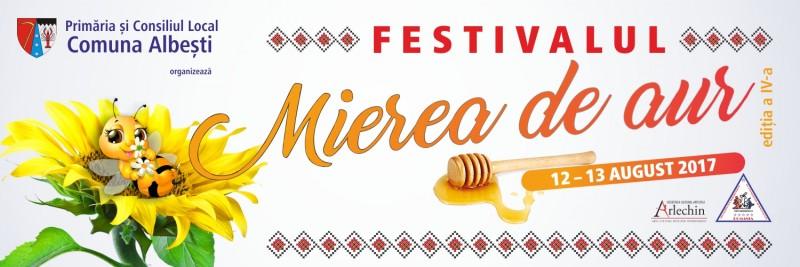 """Festivalul """"Mierea de aur"""", Albești - 2017"""