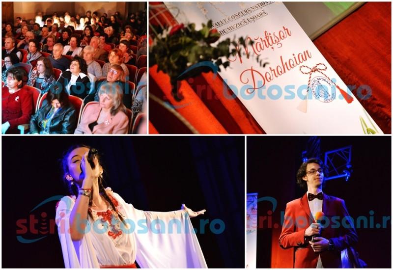 """Festivalul """"Marțișor Dorohoian"""" a ajuns la a XXXIV-a ediție! Horia Moculescu, noul președinte al juriului! GALERIE FOTO, VIDEO"""