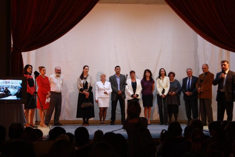 Festivitate de deschidere a noului an şcolar la Palatul Copiilor Botosani FOTO