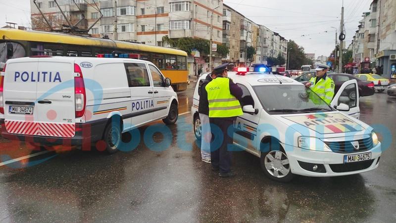 Fetiță accidentată pe trecerea de pietoni! Șoferul a fugit, dar a fost găsit de poliţişti! FOTO
