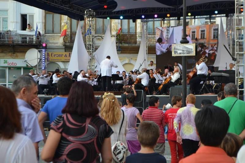 Filarmonica Botoşani, invitată la Festivalul botoşănean de luna viitoare