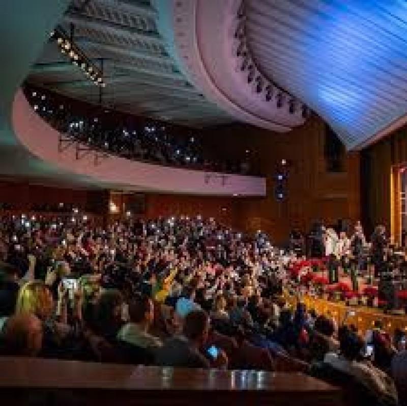 Filarmonica Botoșani și-a anunțat primele concerte din 2021, alături de public, în sala de spectacol