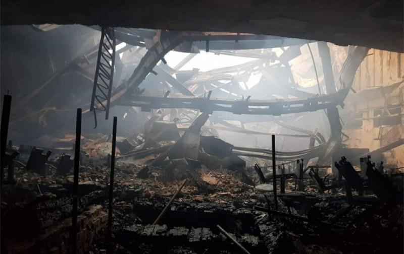 """Filarmonica Națională din Chișinău, devastată de incendiu. Nicolae Botgros: """"Aș fi strigat de durere și revoltă, dar anii și experiența mea îmi spun că nu mai are nici un sens"""""""