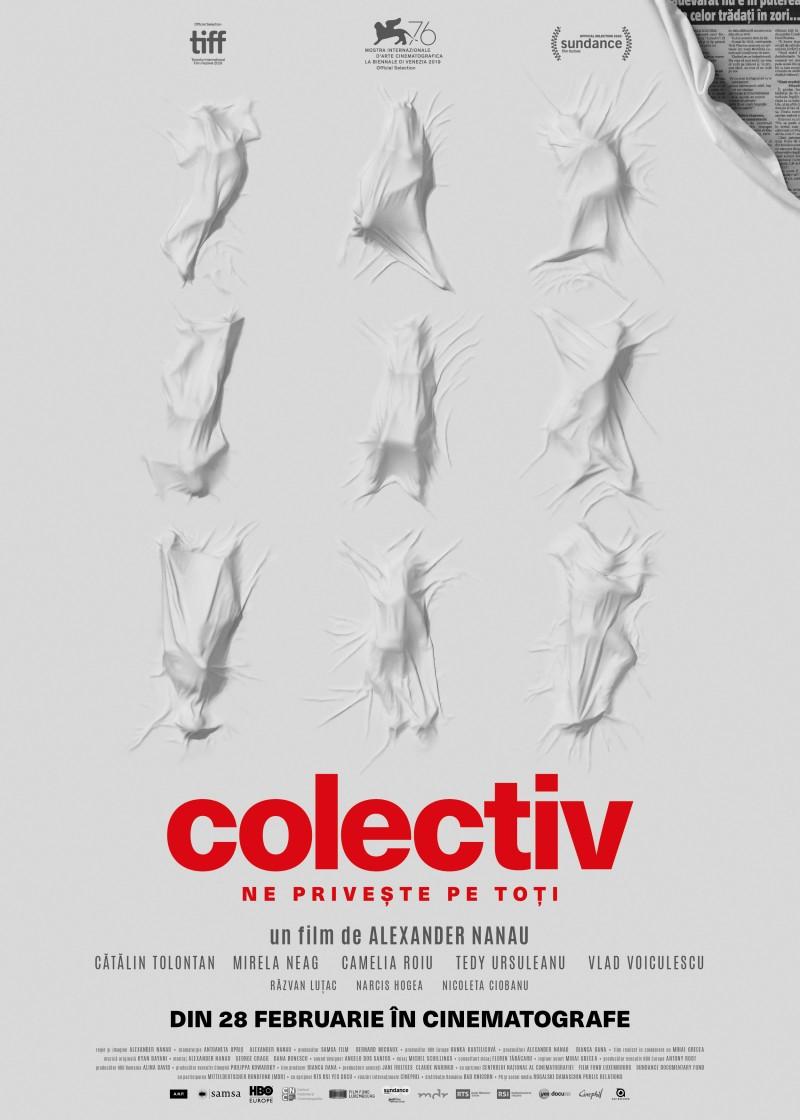"""Filmul """"colectiv"""" se vede în avanpremieră la Botoșani"""