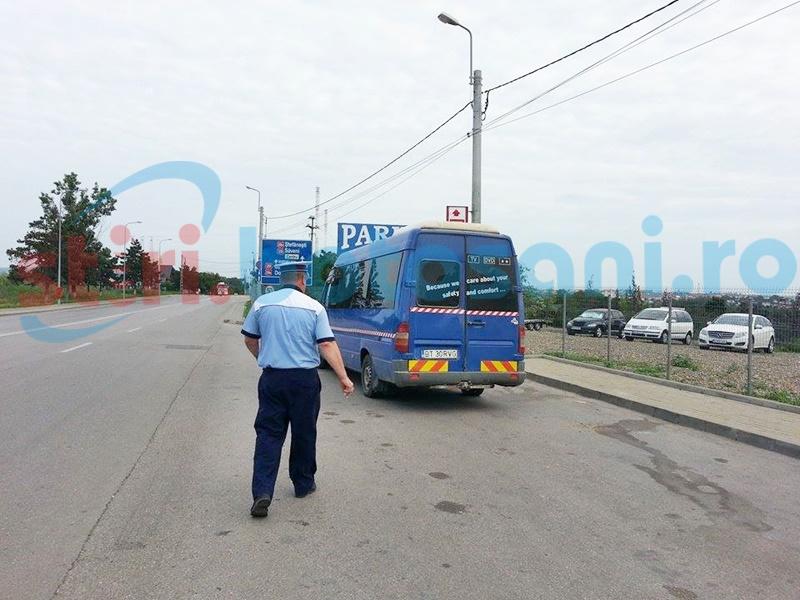 Acțiuni intensificate pe drumurile din județul Botoșani pentru prevenirea accidentelor