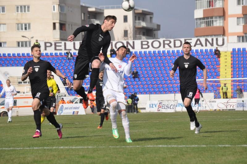 FINAL: FC Botosani - ACS Poli Timisoara 1-0 - EUROGOL Vasvari!