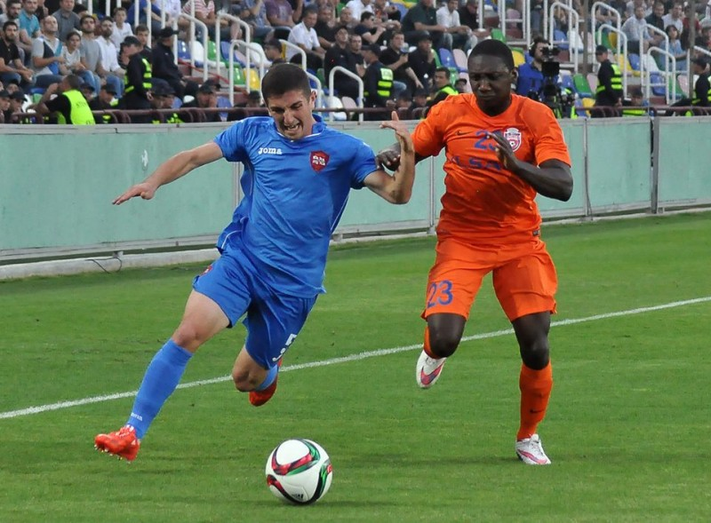 "FINAL! FC Botosani face ""Legia"" si se califica in turul doi al Europa League, dupa 3-1 in Georgia - FOTO, VIDEO"