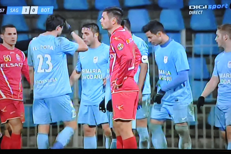 FINAL: Sageata Navodari - FC Botosani 1-0 - FOTO