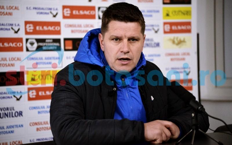 "Flavius Stoican: ""Felicit echipa gazda pentru victorie"""