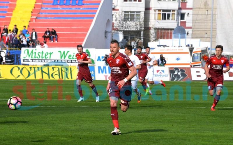 Florin Acsinte asteapta multi botosaneni la Supercupa cu FC Viitorul!