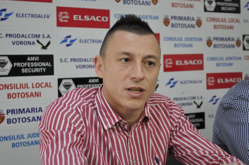 """Florin Acsinte vrea 3 puncte cu Viitorul lui Hagi: """"Nu ne uitam cine sta pe banca"""""""