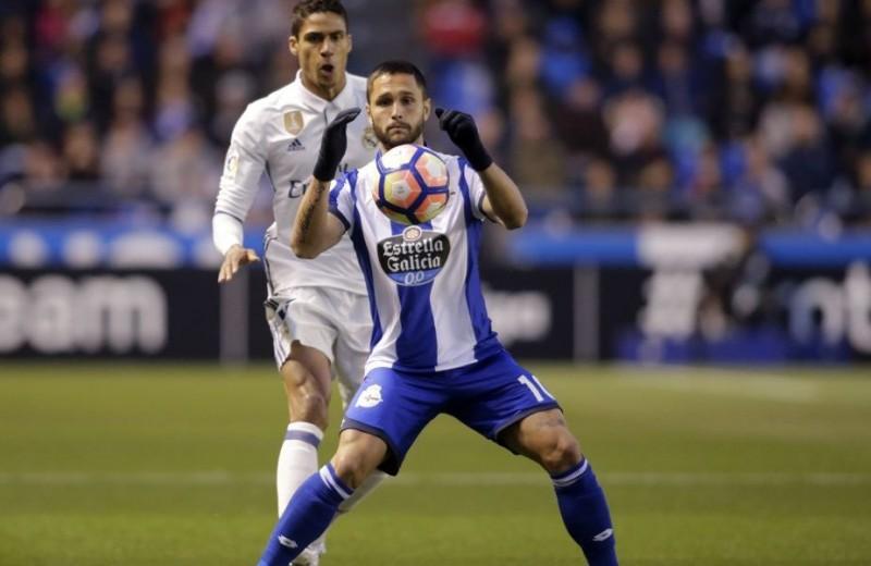 Florin Andone, la primul gol în poarta lui Real Madrid! Atacantul din Joldești a reușit și un assist! VIDEO