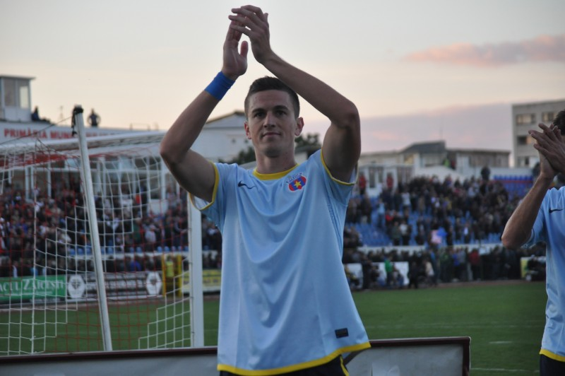 """Florin Gardoş: """"Am întalnit o echipă foarte arţăgoasă"""""""