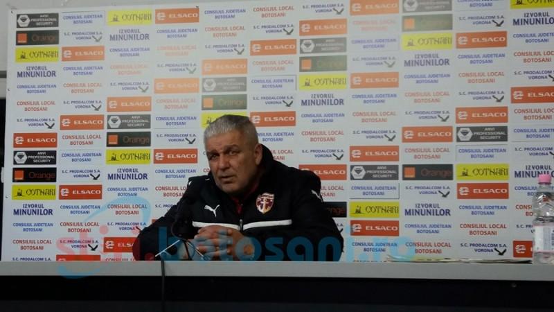 """Florin Marin, antrenorul FC Voluntari: """"Am avut şansă!"""""""