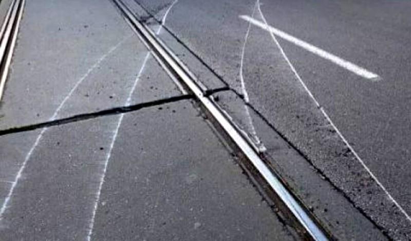Flutur a plecat, Andrei îi pune în aplicare proiectele: A început licitația pentru repararea căii de rulare a tramvaielor de la Botoșani