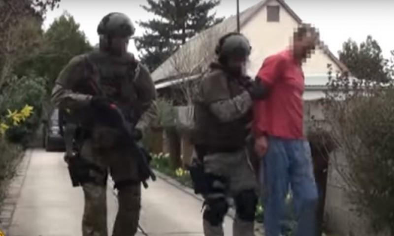 Focuri de armă în trafic: Pățania unui șofer român în Ungaria!