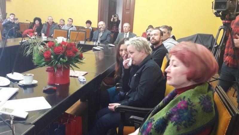 Fondatoarea unei asociaţii de protecţia animalelor din Germania desemnată Cetăţean de onoare al municipiului Botoşani