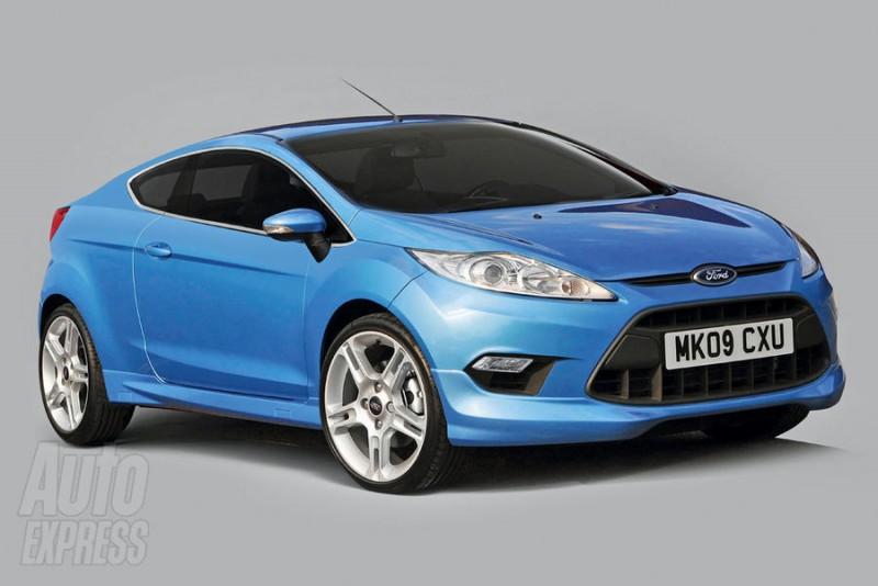 Ford Fiesta Coupe - Informaţii preliminare