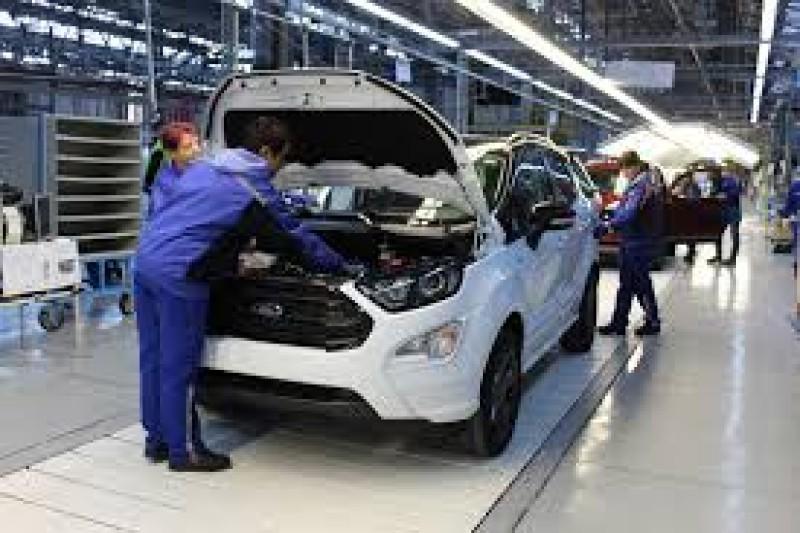 Ford România începe anul 2018 cu cea mai mare producţie înregistrată vreodată la Craiova