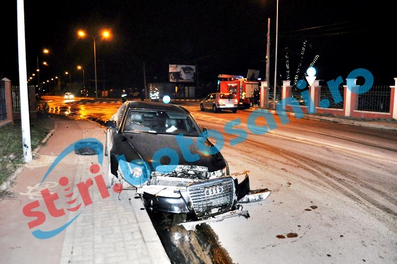 Fost comisar al Gărzii Financiare Botoşani, trimis în judecată pentru ascunderea unui accident! FOTO