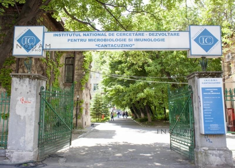 Fost director despre trecerea Institutului Cantacuzino la MApN: Este cea mai bună soluţie. Armata are cele mai multe proiecte de cercetare