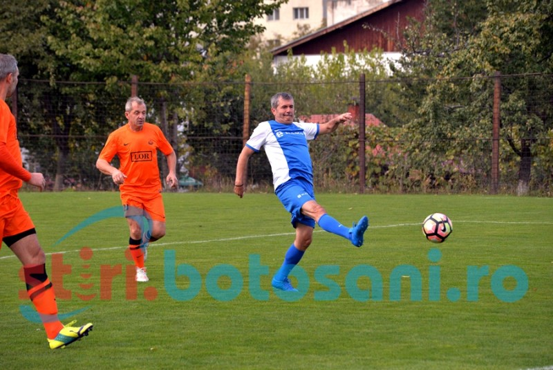 Fostii jucatori de la FC Botosani, amical cu Prietenia Baia Mare! Iftime a marcat pentru botosaneni! FOTO