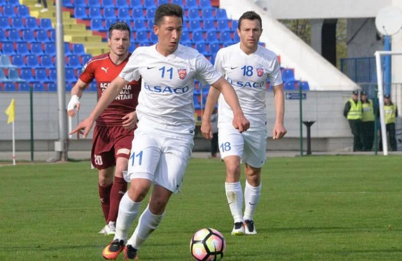 Fostul fotbalist botoșănean Olimpiu Moruțan, aproape de transferul carierei