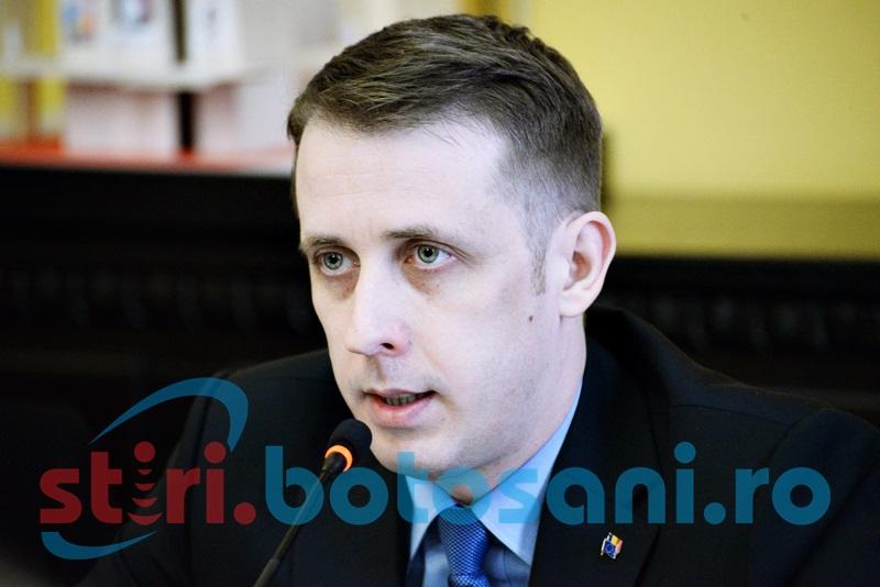 Fostul primar al municipiul Botoșani, Ovidiu Portariuc, numit director al Loteriei Române!