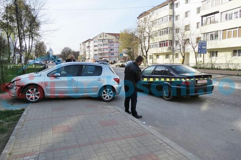 Fostul primar Florin Egner implicat într-un accident rutier! FOTO