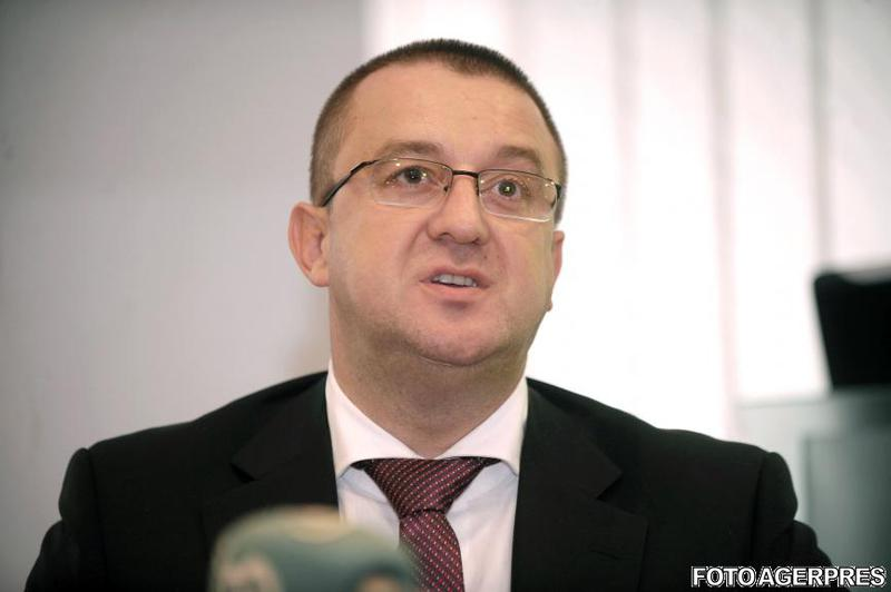 Fostul șef al ANAF, Sorin Blejnar, condamnat definitiv la 5 ani de închisoare cu executare!