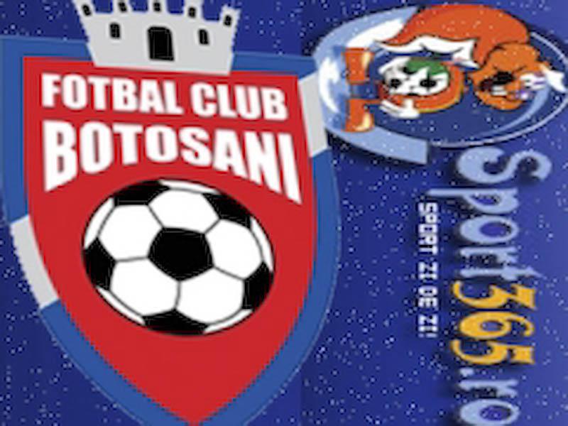 Fotbalul botosanean, finantat de Consiliul Judetean!