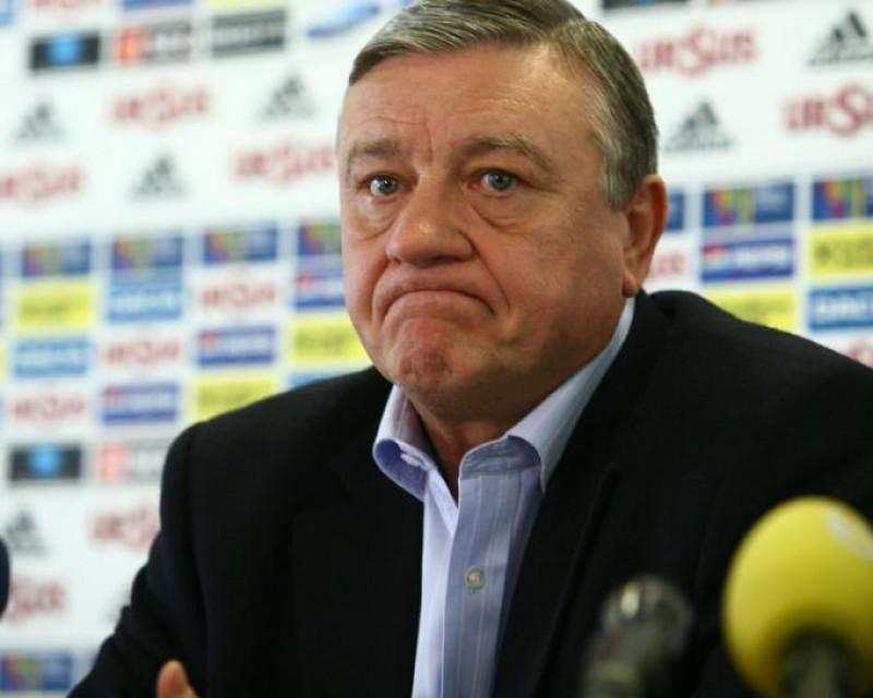 """Fotbalul romanesc, in pragul unui scandal urias. Sandu: """"Nu ma intrebati, nu ma pricep!"""""""