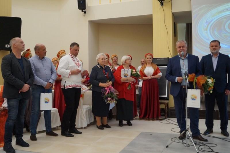 FOTO: Comunitatea Rușilor Lipoveni din Botoșani l-a sărbătorit pe Vlad Ivanov