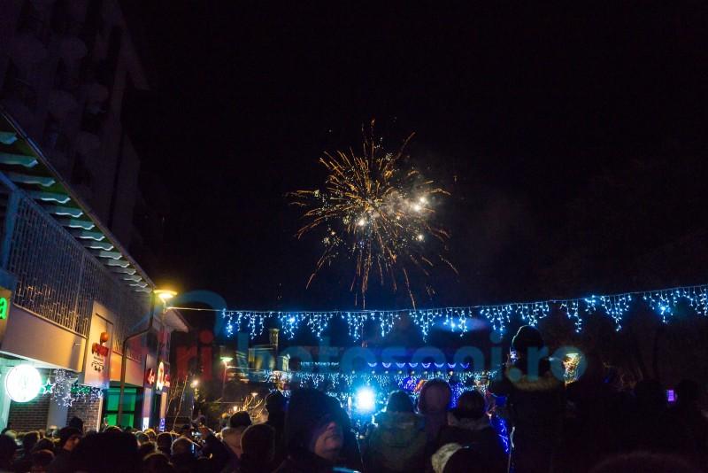 FOTO - Revelion în stradă pentru mii de botoșăneni!