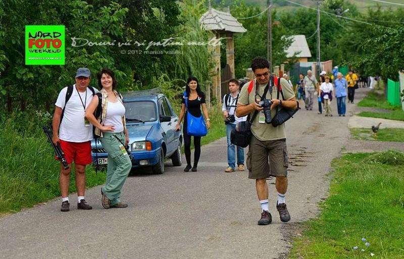 Fotografi din mai multe oraşe ale ţării au participat la NORD FOTO WEEKEND – ediţia a II-a, Ipoteşti