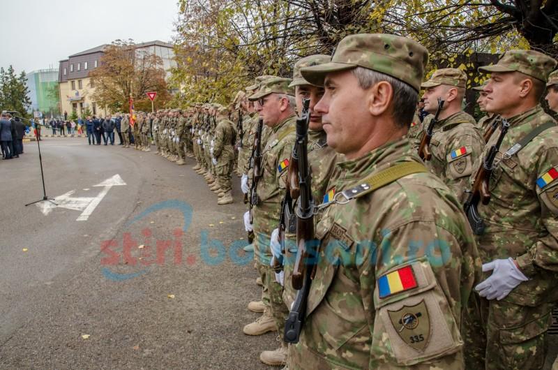 FOTO&VIDEO: Ziua Armatei Române, omagiată de sute de botoșăneni