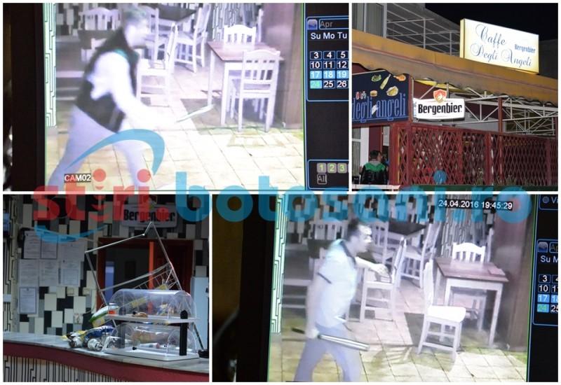 Fraţi condamnaţi definitiv după ce au devastat un bar din Botoşani