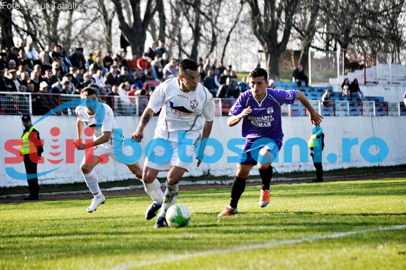 FRF a stabilit cele 11 adversare pentru FCM Dorohoi in Liga a II-a