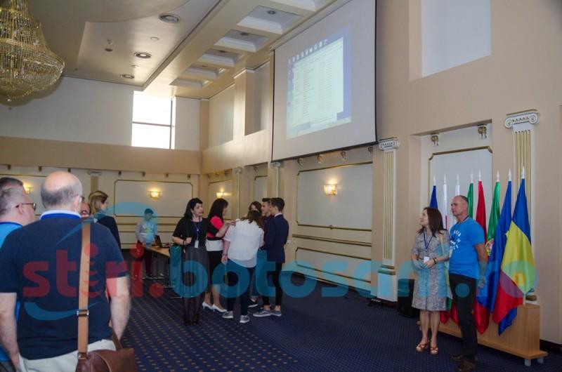 From Knowledge To Competences, o activitate transnaţională de învăţare-predare-formare FOTO