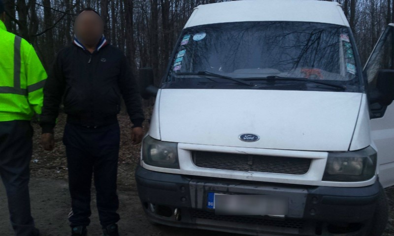 A cumpărat un autoturism din Italia cu acte false. Ce explicație a avut șoferul!