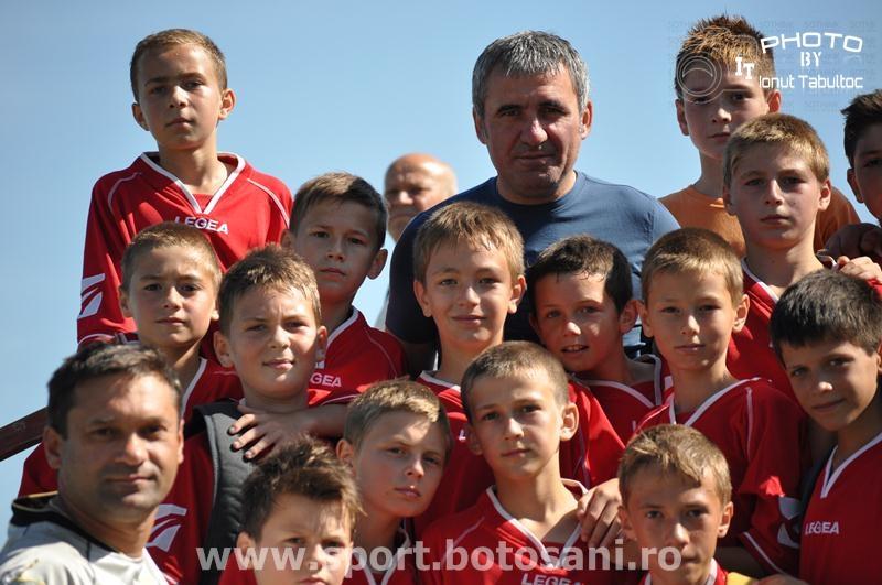 Fruntasi la Brasov! Botosanenii au incheiat turneul pe locurile 6 si 7 sub privirile lui Gica Hagi - GALERIE FOTO